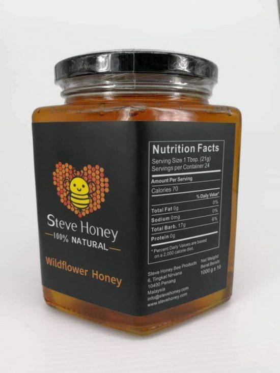 Steve Honey Malaysia pure honey
